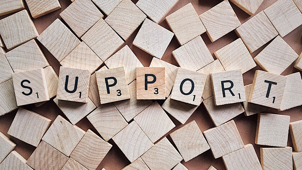 Do you know where to get support?