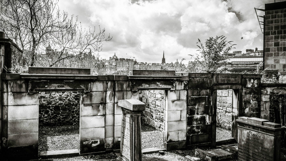 Marty's Blog: 7 Spooky Things In Edinburgh To Get You In The Halloween Spirit